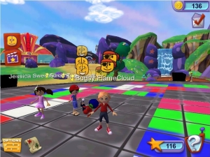 Jumpeez boogie on the JumpStart.com dance floor!