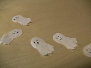 Stationary spooks