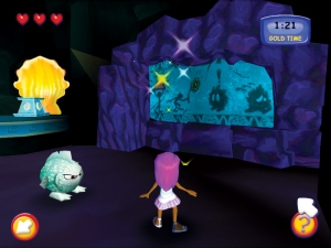 Secret Cavern