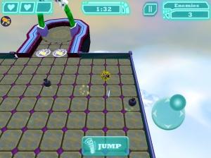 Roller Squash gameplay