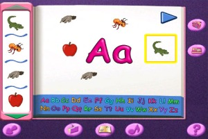 My ABC Book - Letter A