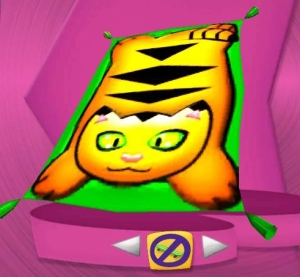 Tiger Magic Carpet