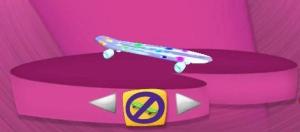 Swoosh Skateboard