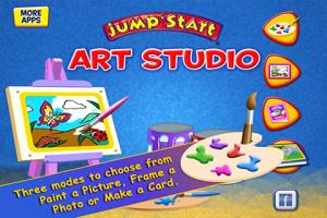 JumpStart Art Studio