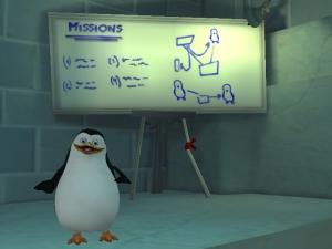 Penguins Mission Explaining