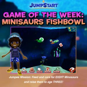 GoTW-MinisaurFishbowl