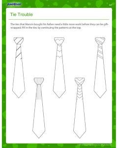 tie-trouble