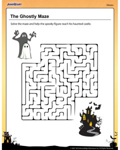 the-ghostly-maze