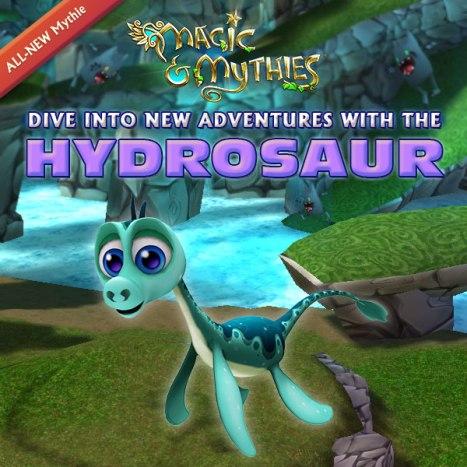 HydroSaur-B